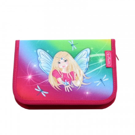 Пенал Herlitz Fairy, 19 предметов