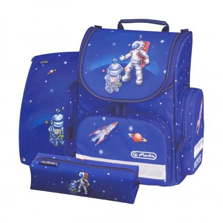 Ранец Herlitz Mini +2 Astronaut