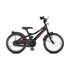 Двухколесный велосипед Puky ZLX 16 Alu, черный