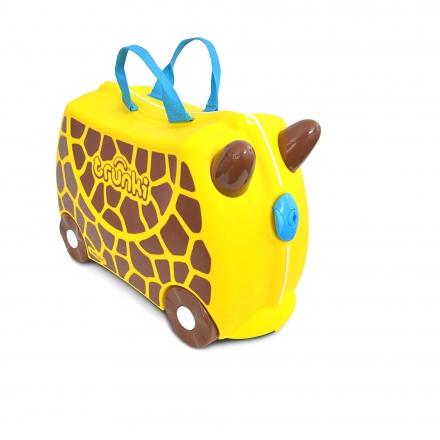 Чемодан на колесиках Trunki жираф Джери