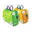 Наклейки для чемоданов Trunki Динозавр