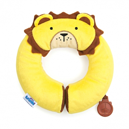 Подголовник Trunki Yondi Lion, желтый