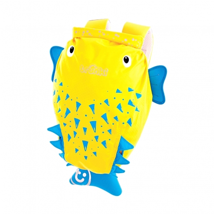 Рюкзак Trunki PaddlePak Middle Рыбка