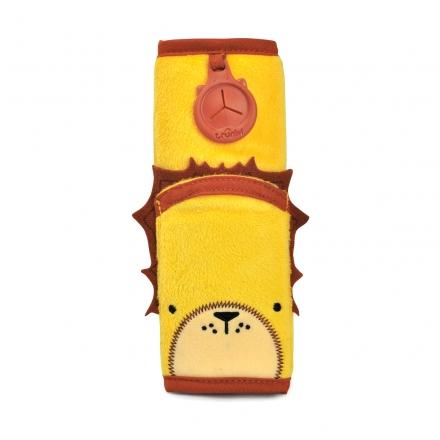Накладка-чехол для ремня безопасности в авто Trunki Лев