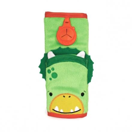 Накладка-чехол для ремня безопасности в авто Trunki Динозавр