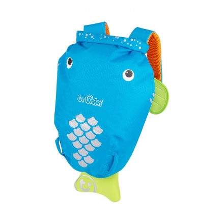 Рюкзак Trunki PaddlePak Middle, голубой