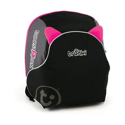 Автокресло Trunki, черно-розовое