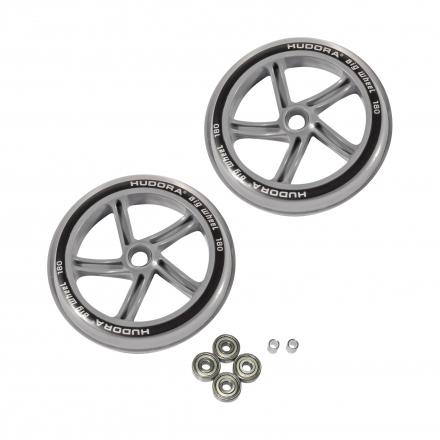 Колёса для самокатов Hudora Big Wheel Ersatzrollen Set, 180 мм