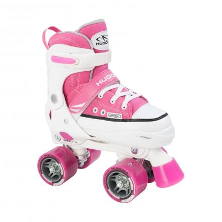 Ролики Hudora Rollschuh Roller Skate, Gr. 32-35