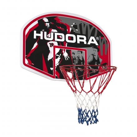 Кольцо для игры в баскетбол Hudora Basketballkorbset In-/Outdoor