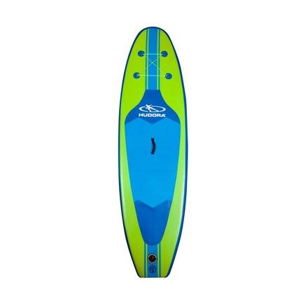 Доска надувная для серфинга с веслом Hudora Stand Up Paddle Glide, 285 см