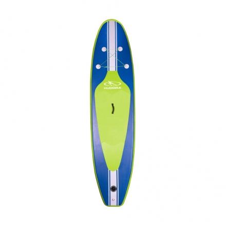Доска надувная для серфинга с веслом Hudora Stand Up Paddle Glide, 320 см