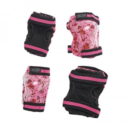 Комплект защиты на локти и колени Micro Knee and Elbow Pads S