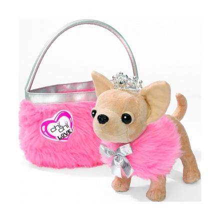 Плюшевая собачка Chi-Chi Love Принцесса