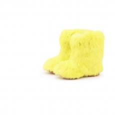 Унты Moregor, лимонные