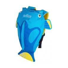 Рюкзак Trunki Paddlepak Middle Коралловая рыбка, синий