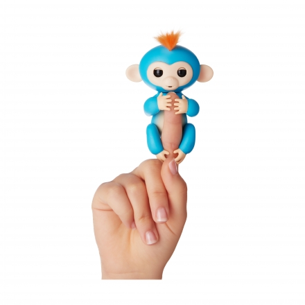 Интерактивная обезьянка Fingerlings Борис