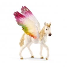 Фигурка Schleich Крылатый радужный единорог, детеныш