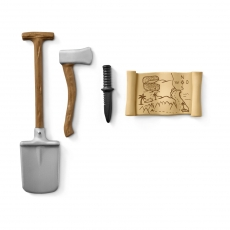 Набор Schleich Инструменты для исследователя дикой природы
