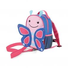 Рюкзак детский с поводком Skip Hop «Бабочка»
