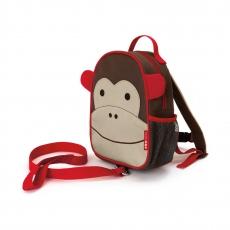 Рюкзак детский с поводком Skip Hop «Обезьяна»