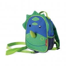 Рюкзак детский с поводком Skip Hop «Динозавр»