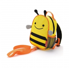 Рюкзак детский с поводком Skip Hop «Пчела»