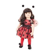 Кукла Ханна Божья коровка