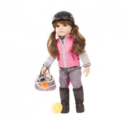 Кукла Ханна наездница