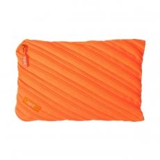 Пенал-сумочка Zipit Neon Jumbo Pouch, оранжевый