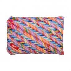Пенал-сумочка Zipit Colors Jumbo Pouch, полоски
