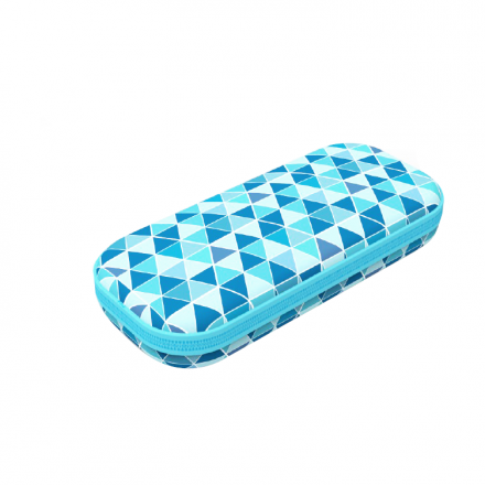 Пенал Zipit Colorz Box, голубой