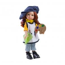 Одежда для куклы Кристи — художница, 32 см