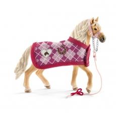 Фигурка Schleich Андалузская лошадь с аксессуарами