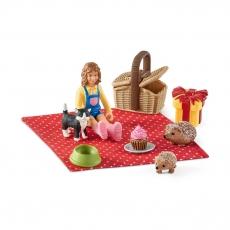 Набор Schleich Пикник в день рождения