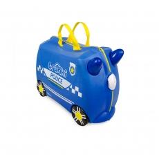 Чемодан на колёсиках Trunki Полицейская машина Перси
