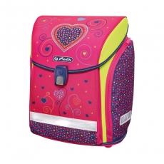 Ранец Herlitz New Midi Pink Hearts