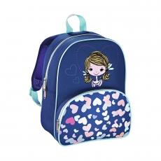 Рюкзак детский Hama Lovely Girl