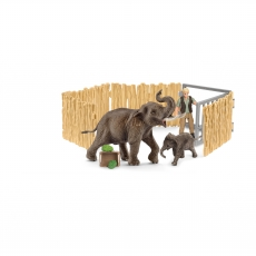 Набор Schleich Дом для слона