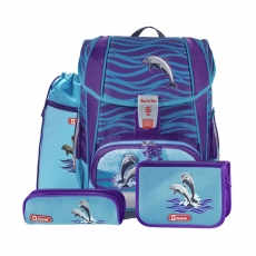 Ранец Step By Step Light2 Happy Dolphins