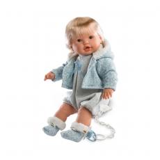 Кукла Llorens Нико, 48 см, со звуком