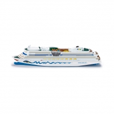 Круизный лайнер AIDA