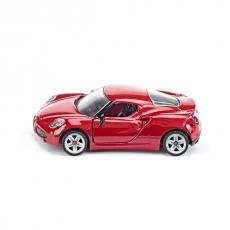 Машина Alfa Romeo 4c