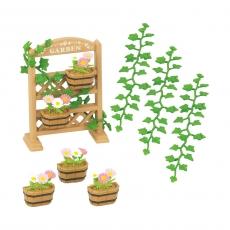 Набор Sylvanian «Садовый декор»