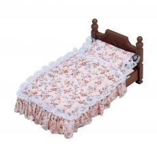 Набор Sylvanian «Большая кровать»
