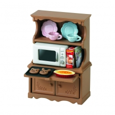 Набор Sylvanian «Буфет с микроволновой печью»