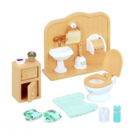 Набор Sylvanian «Туалетная комната»