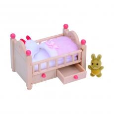 Набор Sylvanian «Детская кроватка»