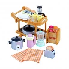 Набор Sylvanian «Кухонная посуда»