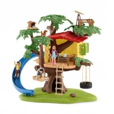 Набор Schleich Дом на дереве